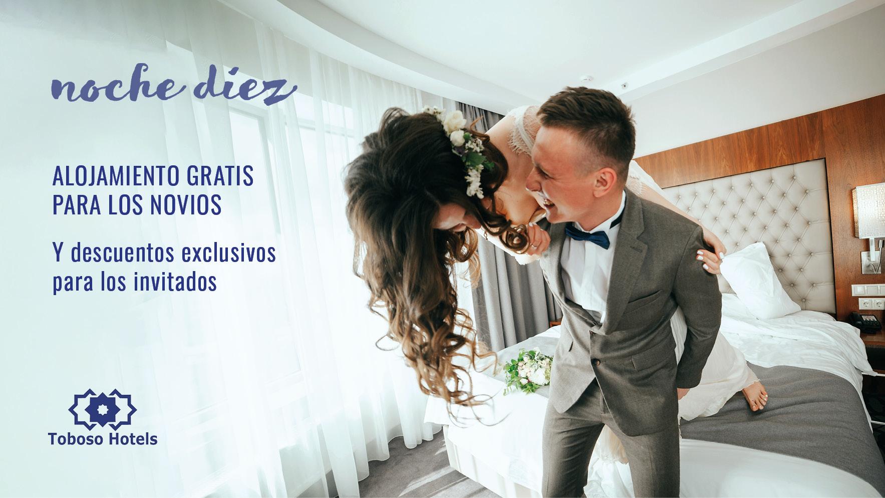 Promociones de boda